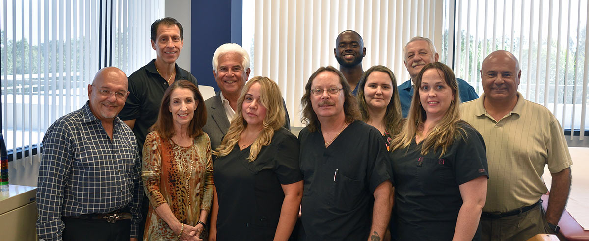 Palm Rehab Team